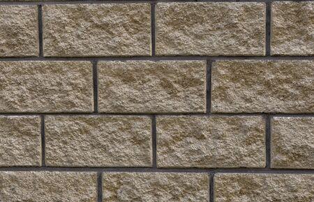 brick wall yellow background. 免版税图像