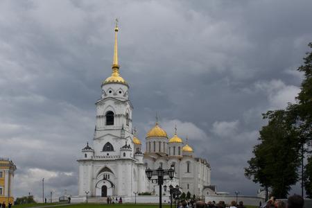 golden ring: Assumption Cathedral. Vladimir. Golden Ring.