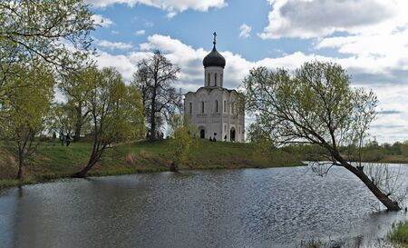 The church of the Cover on the river Nerl near Vladimir is not only the most perfect temple created in Russia but also one of the greatest monuments of world art.