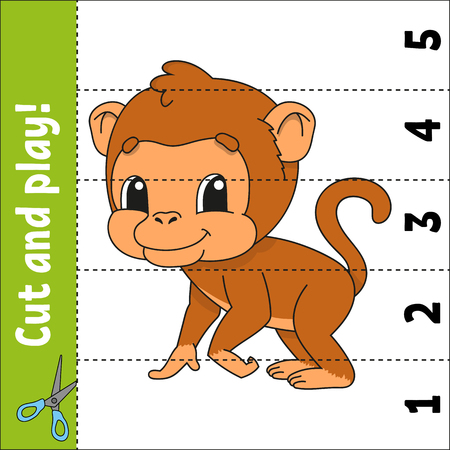 Learning numbers. Education developing worksheet. Game for kids. Activity page. Puzzle for children. Riddle for preschool. Simple flat isolated vector illustration in cute cartoon style Иллюстрация