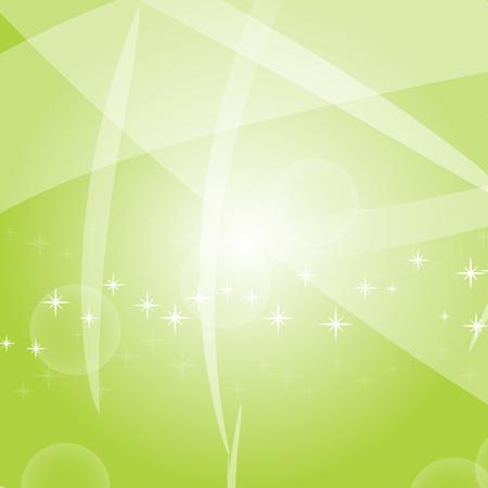 Heller abstrakter Hintergrund mit Kreisen, Sternen und Linien. Geeignet für Festivals und Pakete. Vektorillustration Vektorgrafik