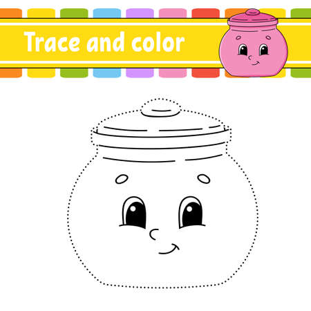 Dot to dot Dot to dot game. Draw a line. For kids. Activity worksheet. Coloring book. With answer. Cartoon character. Vector illustration.