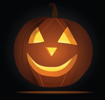 Kalloween pumpkin