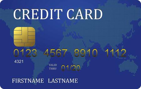 Credit card 版權商用圖片 - 76819966