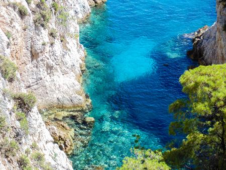 mamma: Cape Amarantos at Skopelos island