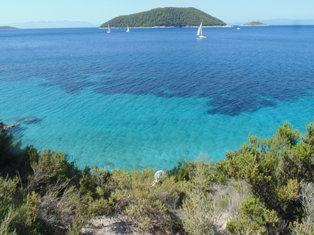mamma: Skopelos coast