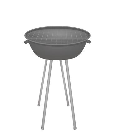 Barbecue. vector illustration Illustration