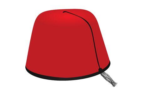 Turkish hat. vector illustration 일러스트