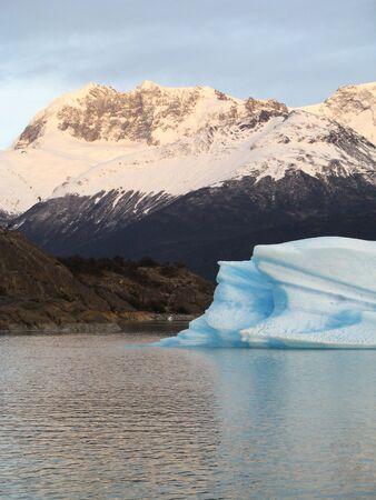 Iceberg, Argentina lake
