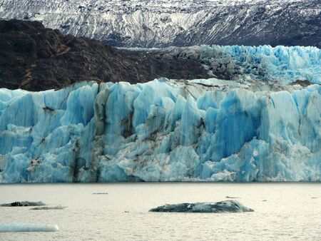 upsala: Upsala Glacier, Argentina Stock Photo