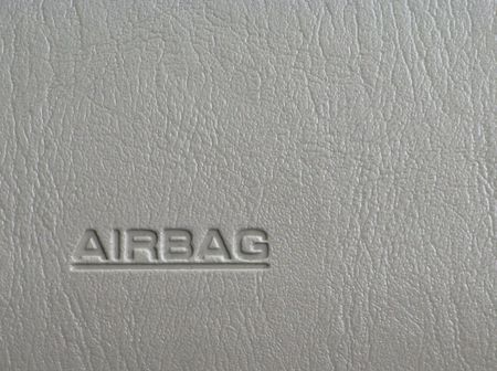 Airbag sign Stock Photo - 2174058