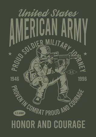 united states american army