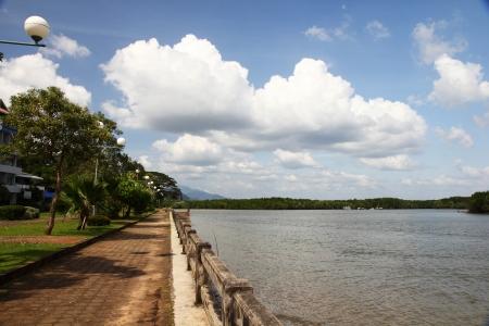 krabi: Krabi River, Krabi, Thailandia