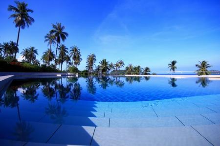 pool,seasky,spa,nature Stock Photo - 12368192