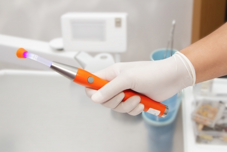 machine teeth: Curing Light Machine,detal equipment for teeth dental care in the Dental clinic