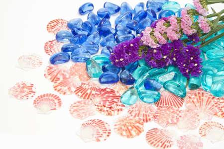 blomming: beauty  spa  acessory Stock Photo