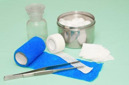 Medische dressing wond Kit en bandage