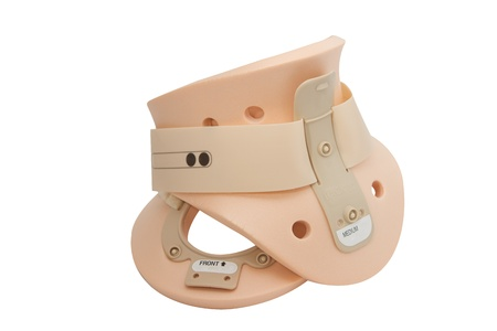 Philadelphia cervical collar,neck brace photo