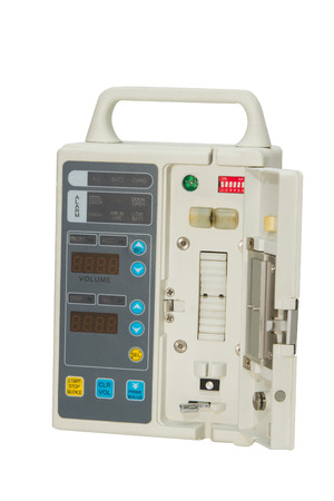 Infusion pump photo