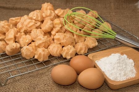 choux: ingredient of choux cream