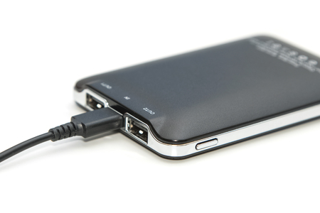 recharge: Recharge power bank battery for smartphone