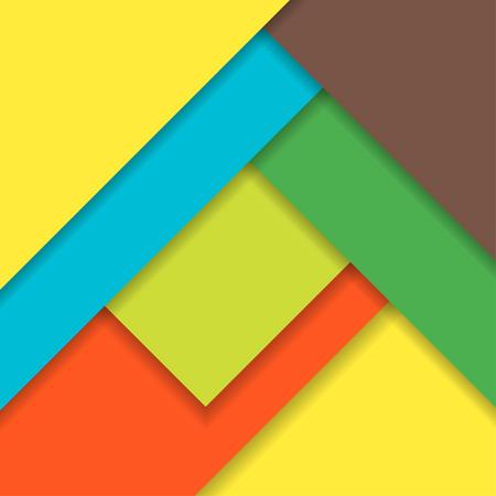 Background modern material design. Vector Illustration. 向量圖像