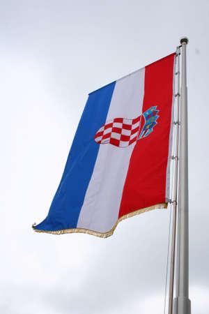 croatian: Croatian national flag