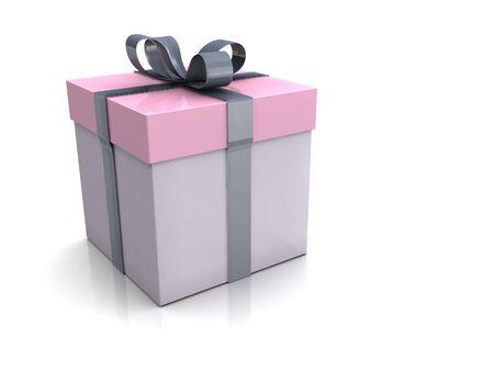 Gift Box Stock Photo - 4481255