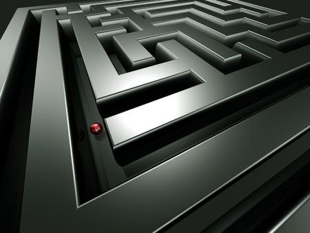 bonanza: Lost in the maze
