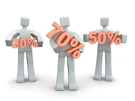 seventy: Stagionale o Holiday Sales fino a settanta per cento  Archivio Fotografico