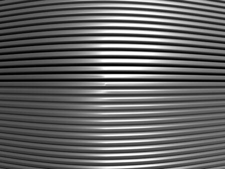 Aluminum abstract silver pattern background 3d illustration Stock Illustration - 7922680
