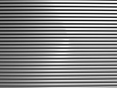 Aluminum abstract silver pattern background 3d illustration Stock Illustration - 7922684
