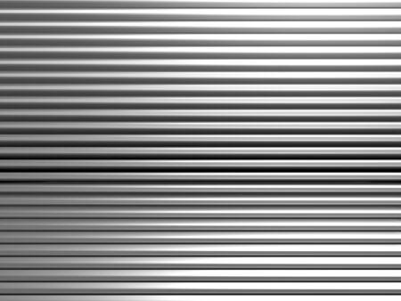 decorration: Aluminum abstract silver pattern background 3d illustration Stock Photo
