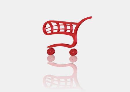 Shoping basket icon