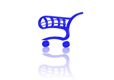 shoping: Shoping basket icon