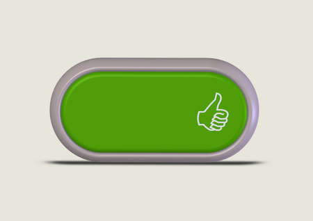 Web icons green