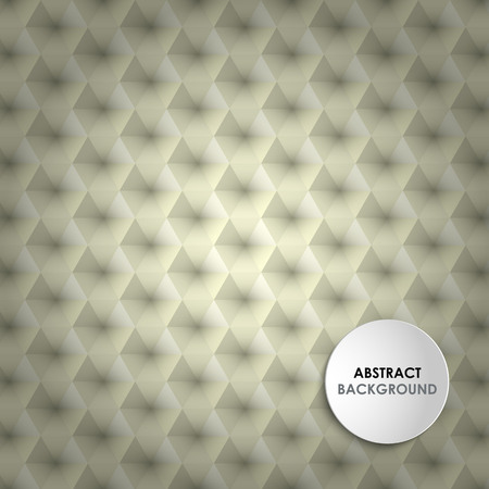 atypical: Abstract background with hexagons honeycomb template vector