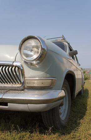 epoch: L'auto si nota come un simbolo di un'epoca a motore di 60 industrie in Russia. Un stile retr�.
