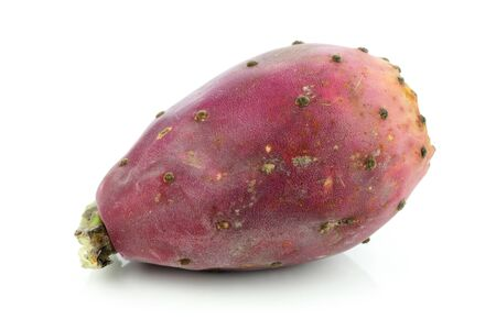 Cactus fruit or Prickly pear  photo