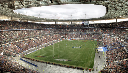 the Stade de France is the largest French stadium. It was built to be able to host the 1998 FIFA World Cup Editorial