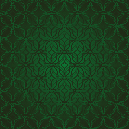 diamond texture: Colored Delicate Seamless Flower Pattern in Islamic style. Stained-glass window in East motif. Vector illustration