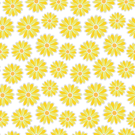 Seamless vector ornamental floral pattern. Background for printing on paper, wallpaper, covers, textiles, fabrics, for decoration, and other.
