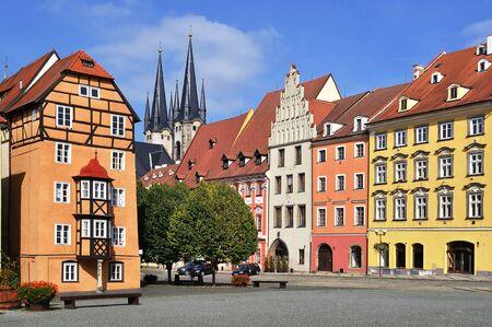 tudor: Cheb town, Czech Republic