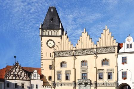 notable: Tabor town, Czech Republic