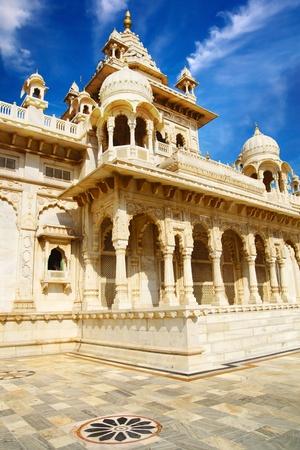 rajput: Jaswant Thada memorial, Jodhpur,India