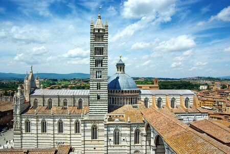 cattedrale: Cattedrale di Santa Maria Assunta, Siena