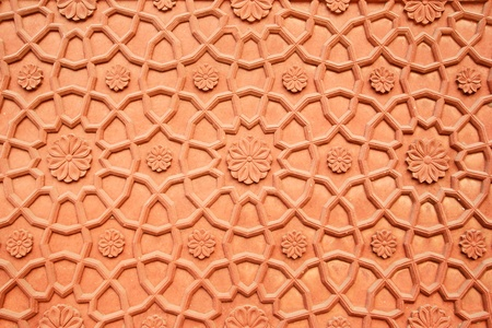 Ancient carved sandstone background Stock Photo - 13119880