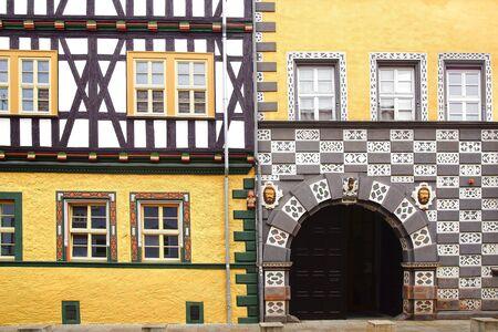 Stadtmuseum  Haus zum Stockfisch    Erfurt, Germany Stock Photo - 18978393