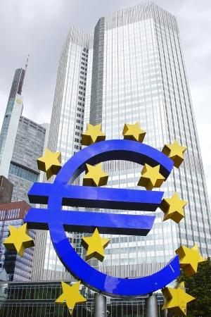 European Central Bank  in Frankfurt am Main, Germany