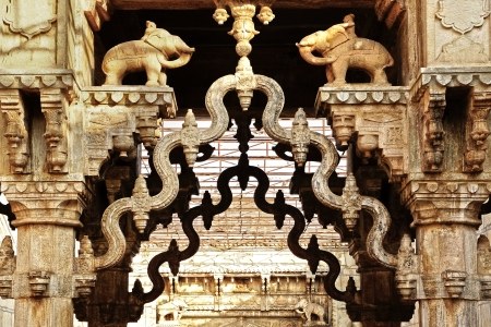 baori: Raniji ki Baori step wells. Bundi, Rajasthan, India.